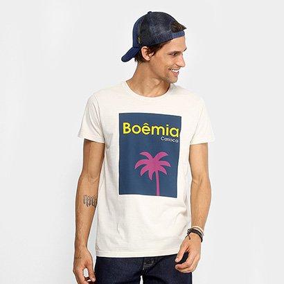 Camiseta Foxton Boêmia Masculina
