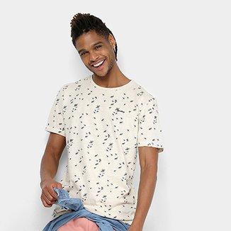 9f8b4754ba Camiseta Redley Coqueiral Mini Full Print Masculina