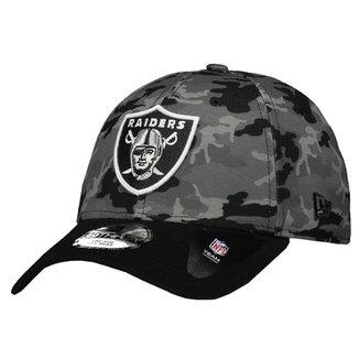 Boné Oakland Raiders 3930 NFL New Era Masculino f6e50bca279