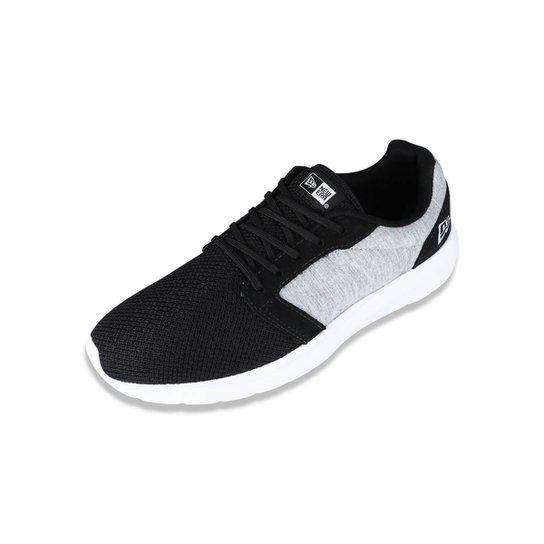 fd760c733b Tênis New Era Sneaker Branded Masculino - Preto e Cinza - Compre ...