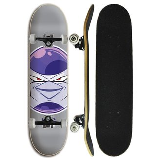 71580cc32c Skate Completo Unic Skateboard - Freeza 7.8 8