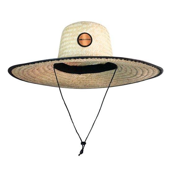 8aab7c28b2694 Chapéu de Palha Clothis com Amarração - Areia - Compre Agora