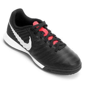 Chuteira Society Infantil Nike Tiempo Legend 7 Academy TF 74836d594a497