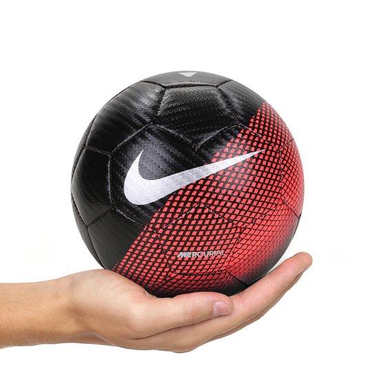 Mini Bola de Futebol CR7 Nike Skills - Preto e Cinza - Compre Agora ... f4c1361519510