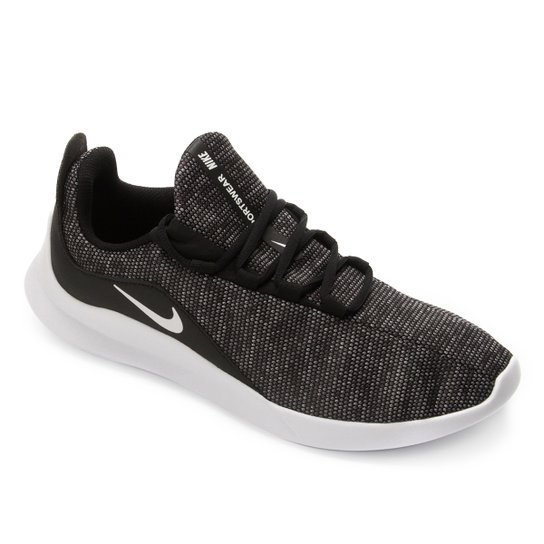 b500c4e8e6c Tênis Nike Viale Premium Masculino - Preto e Cinza - Compre Agora ...