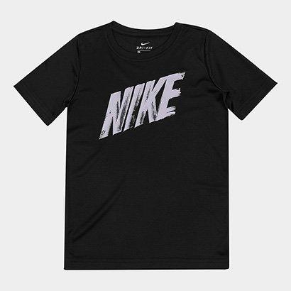 Camiseta Infantil Nike B Dry Top Masculina