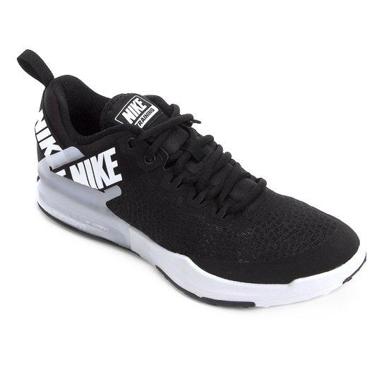 36e7391ada2 Tênis Nike Zoom Domination Tr 2 Masculino - Preto e Cinza - Compre ...