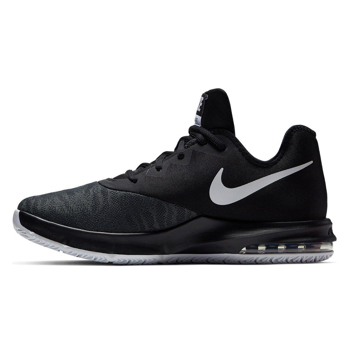 a7ba5cf45b531 Tênis Nike Air Max Infuriate III Low Masculino - Tam: 44 - Shopping ...