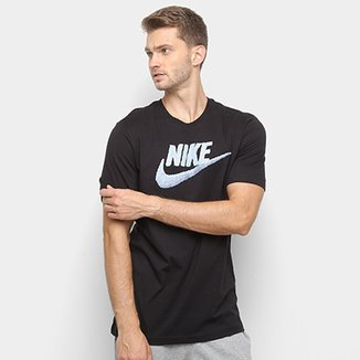 3061792237 Camiseta Nike Sportwear Brand Mar Masculina