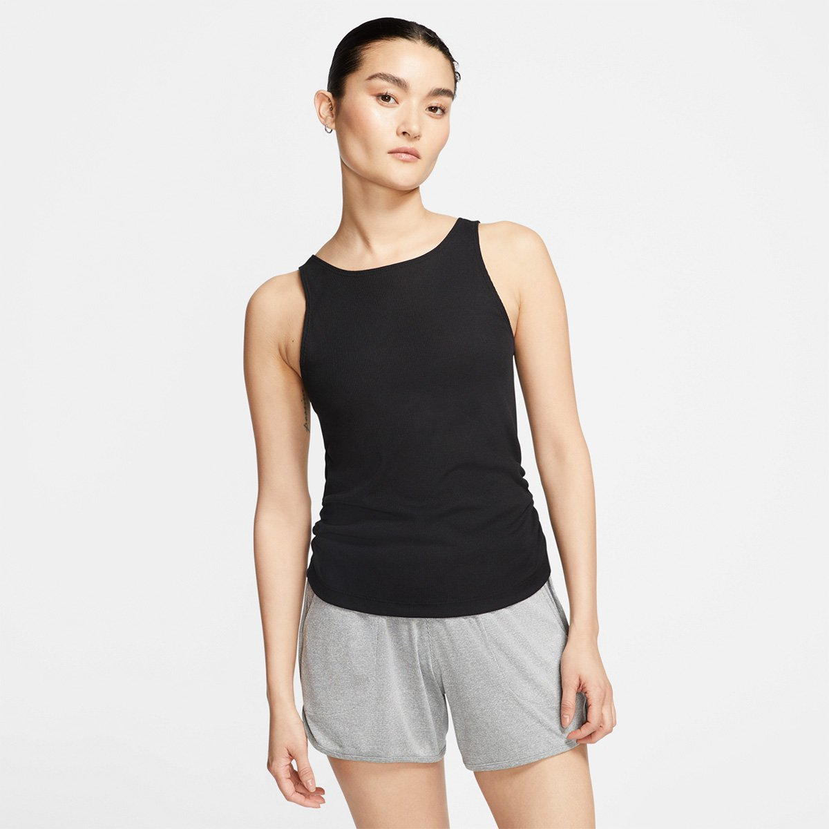 Regata Nike Yoga Ruched Feminina
