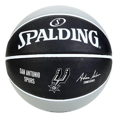 Bola de Basquete Spalding NBA San Antonio Spurs