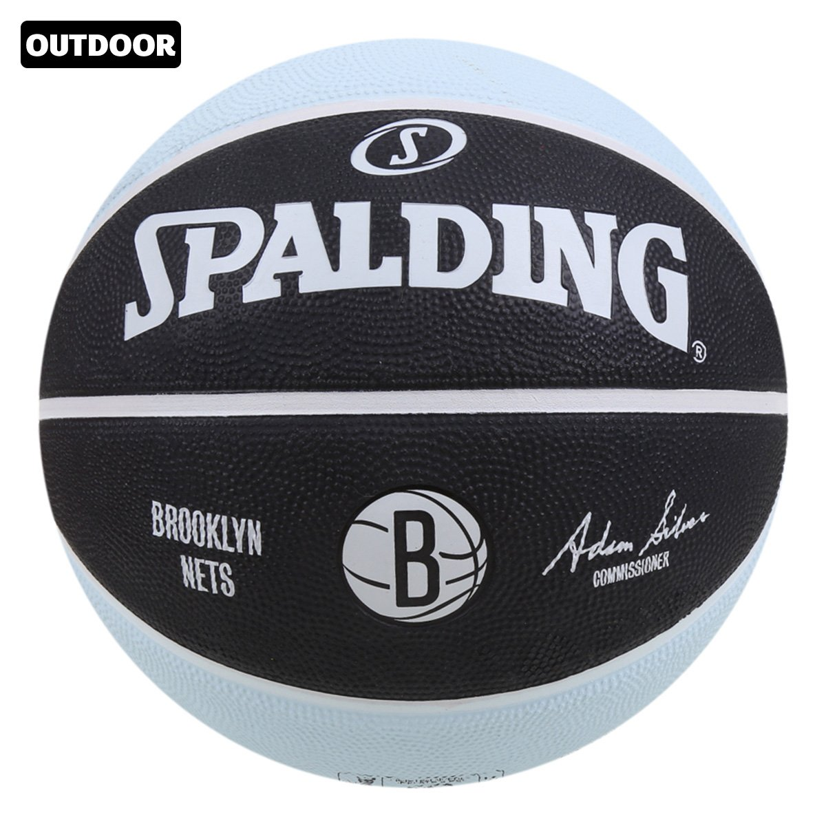 Bola de Basquete NBA Spalding Brooklyn Nets