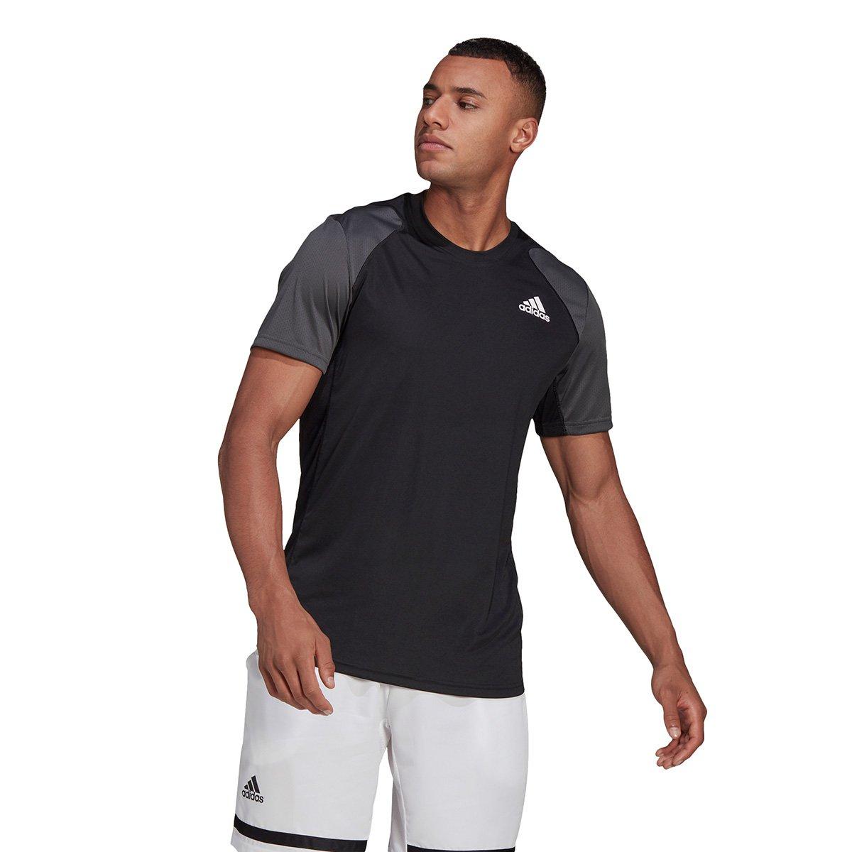 Camiseta Adidas Club Masculina