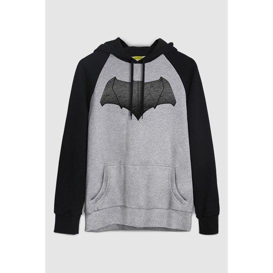 b0b5742ec36 Moletom Raglan DC Comics Batman bandUP! - Compre Agora
