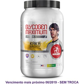 Energético Waxy Maize Glycogen Maximum Kaká 907 g