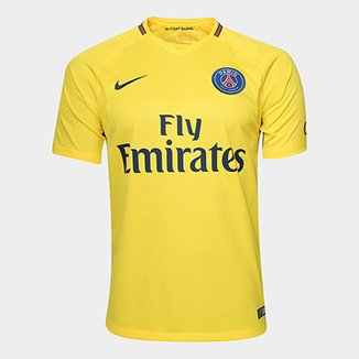 bb20dc94dcd8f Camisa Paris Saint-Germain Away 17 18 s n° - Torcedor Nike