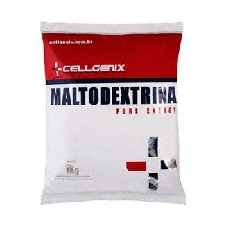 Maltodextrina Suplemento Energético em Pó 1Kg Cellgenix 0937ce7e833c2