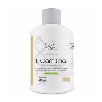 Emagrecedor L-Carnitina Slim Weight Control 1000 480Ml
