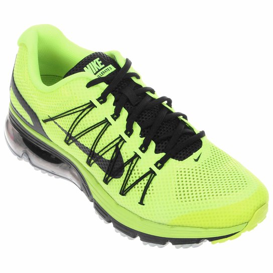6da2e63d459 Tênis Nike Air Max Excellerate 3 - Verde Limão+Preto