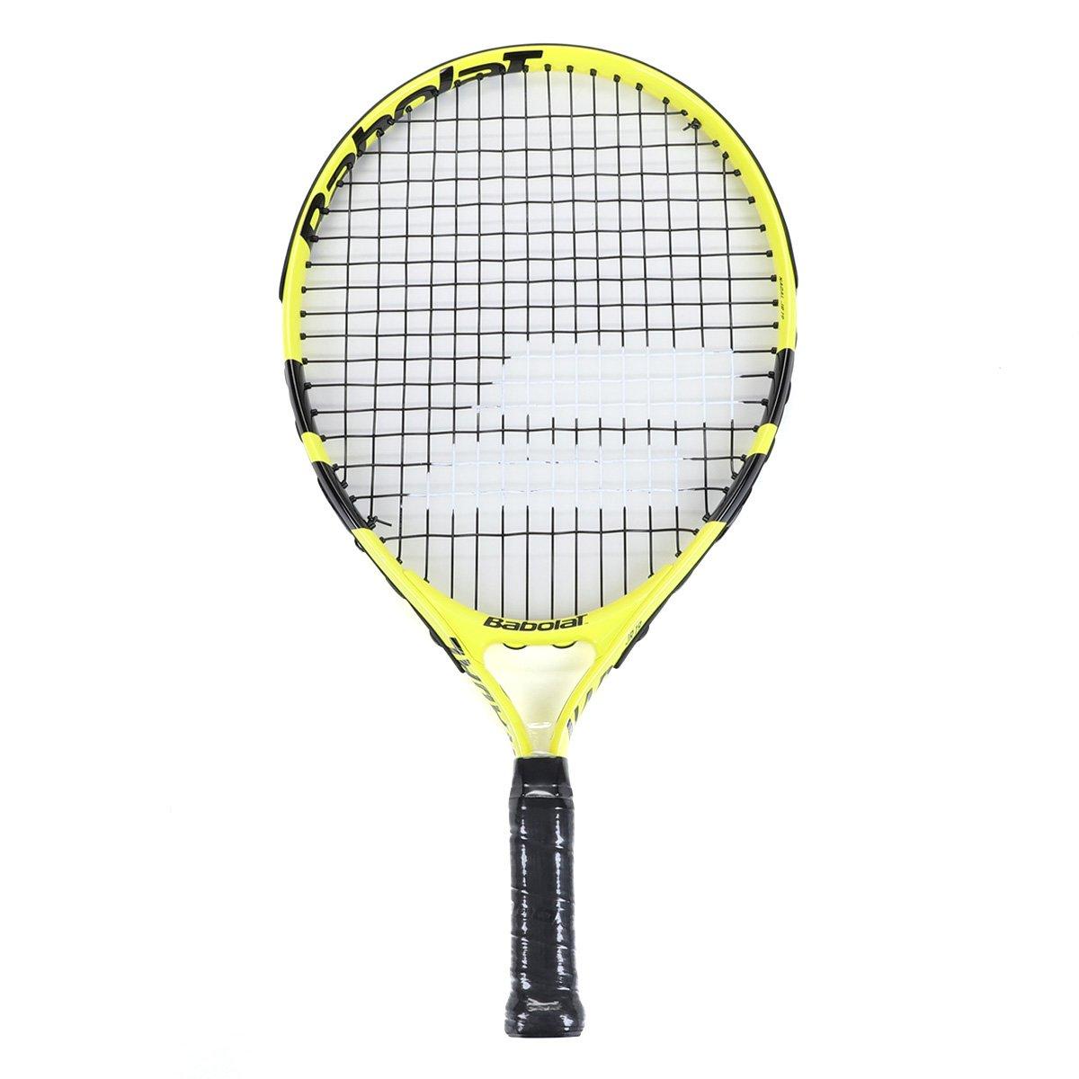 Raquete de Tênis Infantil Babolat Nadal Jr. 19