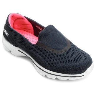 Sapatilha Skechers Go Walk 3 Strike 8026758b415f7