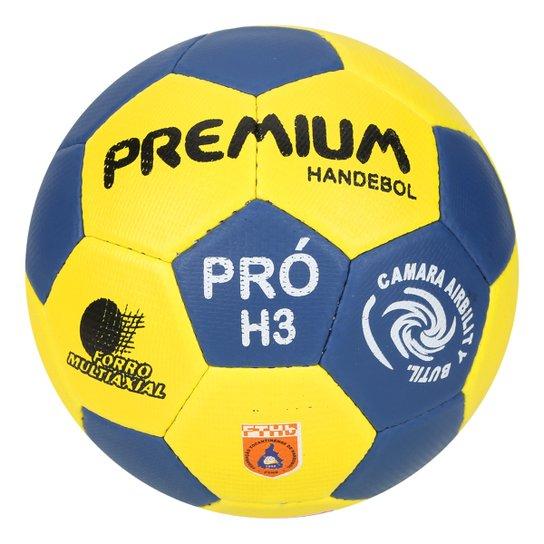 ca4135cca Bola Handebol Premium Pró H3 Com Costura 2017 - Compre Agora