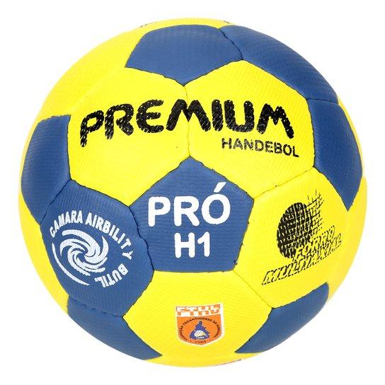 Bola Handebol Premium Pró H1 Com Costura 2017 - Compre Agora  7ccfe33fb90cd
