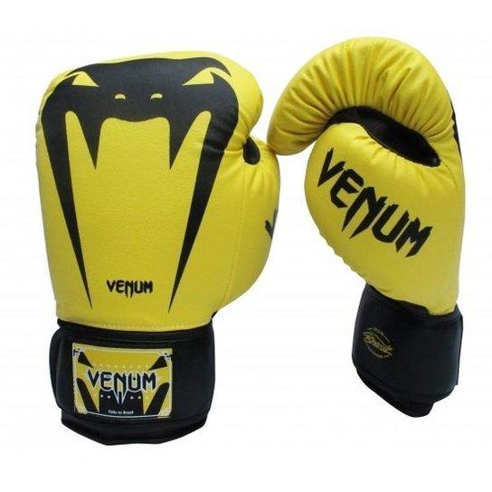 7ef4596b2 Luva De Boxe Venum Giant Brasil - 12 Oz - Compre Agora