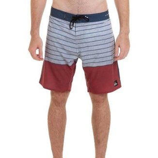 002b9cd383100 Bermuda Quiksilver Boardshort Highline Liberty Stripe