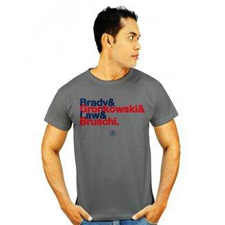 1f82060d37be3 Camiseta Evolution - Futebol Americano. Ver similares. Confira · Camiseta  Patriots Six Points