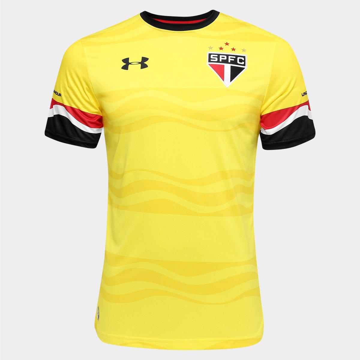 Camisa São Paulo III 16 17 s nº Torcedor Under Armour Masculina dc297e5c5bb50