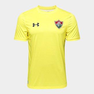 922d428615 Camisa Fluminense I 17 18 s nº Torcedor Under Armour Masculina