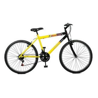 02980e5f0 Bicicleta Master Bike Aro 26 Max Power 18 Marchas V-Brake