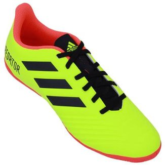 caa3377cab2ac Chuteira Futsal Adidas Predator Tan 18 4 IN