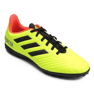 quality design 70b0c 67a7f Chuteira Society Adidas Predator Tan 18 4 TF