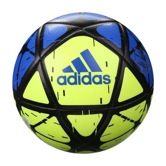 Bola de Futebol Campo Adidas Glider - Amarelo e Azul - Compre Agora ... 6c53b961a3ee6