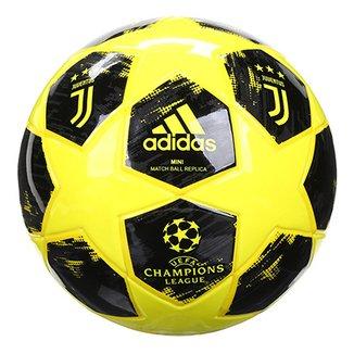 Mini Bola de Futebol Adidas Juventus Finale 18 74c8cd0d82234