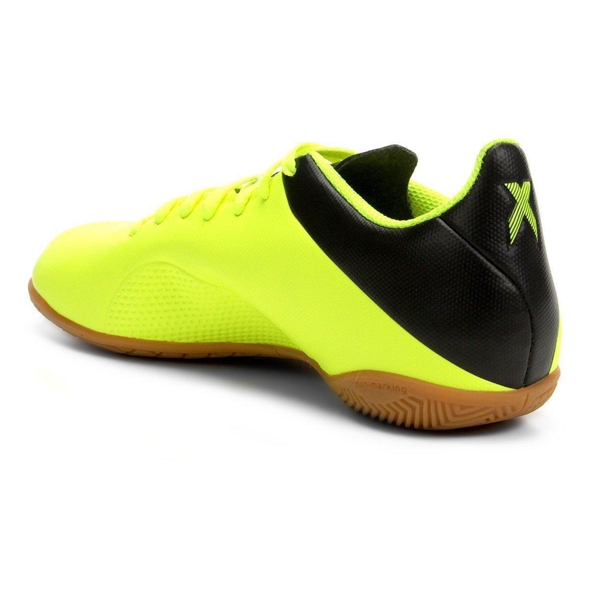 18425c2180 Chuteira Futsal Adidas X Tango 18 4 IN - Tam  44 - Shopping TudoAzul