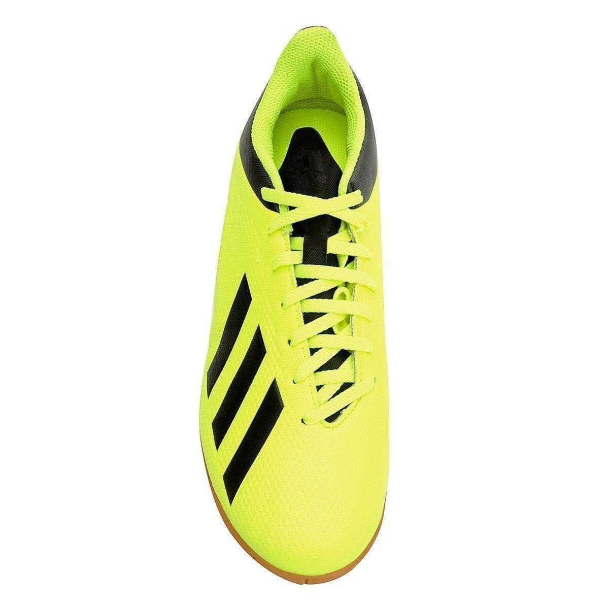 2b613a15f34 Chuteira Futsal Adidas X Tango 18 4 IN - Tam  44 - Shopping TudoAzul