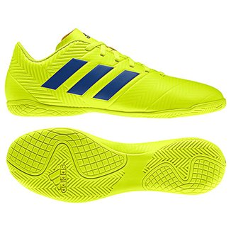 831ea4345f65d Chuteira Futsal Adidas Nemeziz 18 4 IN