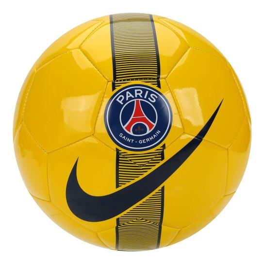 Bola Futebol Campo Paris Saint-Germain Nike Supporters - Amarelo+Azul bd207b0c129eb