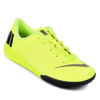 Chuteira Futsal Infantil Nike Mercurial Vapor 12 Academy 82b42cae028df