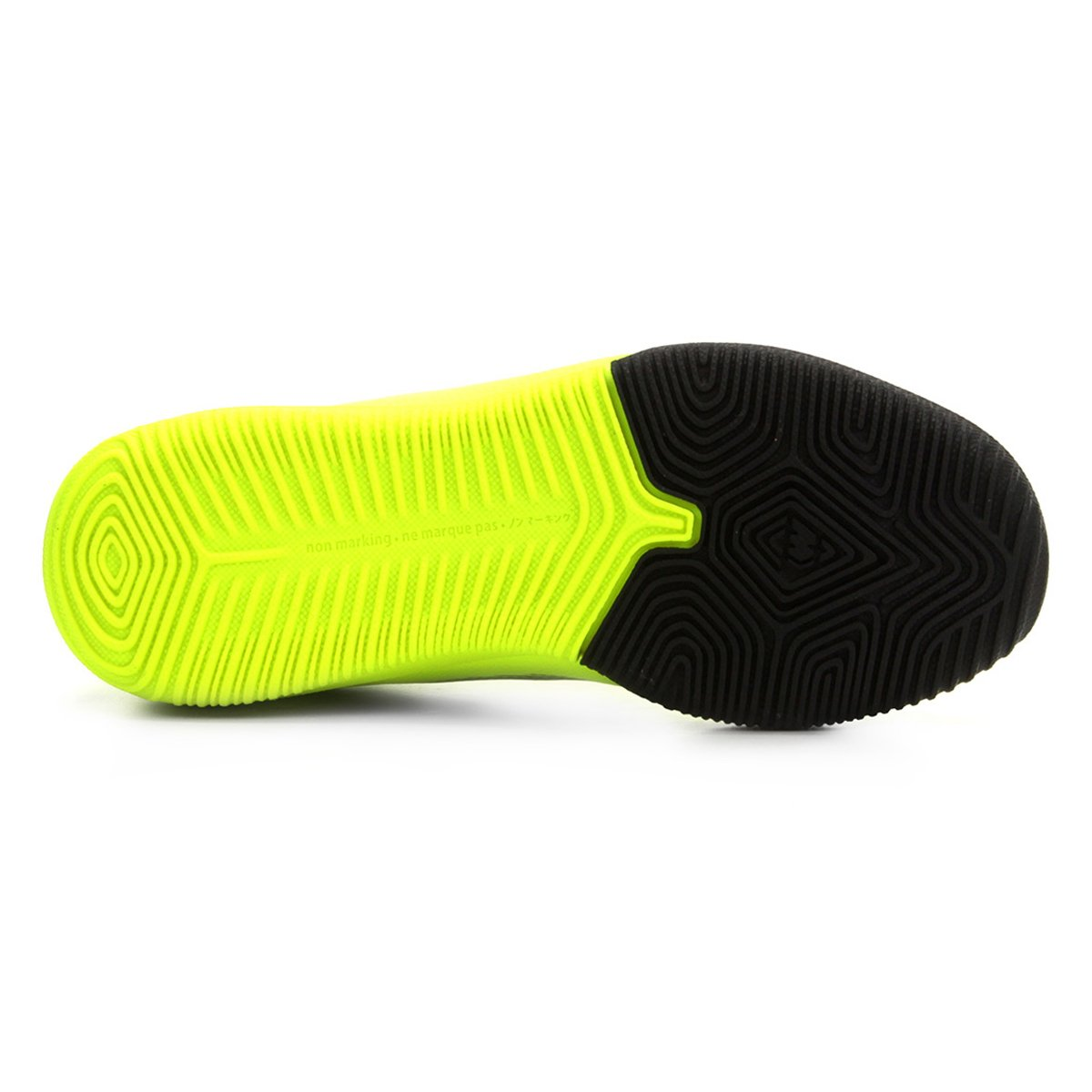 e671596237237 Chuteira Futsal Infantil Nike Mercurial Vapor 12 Academy GS IC - Tam ...
