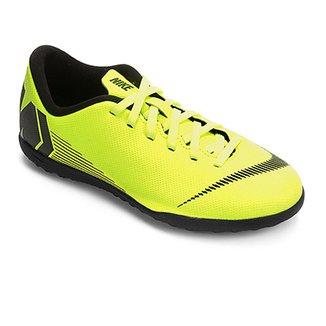 99bf2dfe45 Chuteira Society Infantil Nike Mercurial VaporX 12 Club GS TF