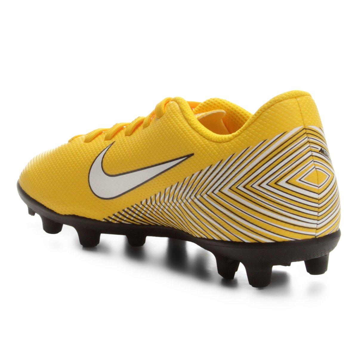 69fef88023282 ... Foto 2 - Chuteira Campo Infantil Nike Mercurial Vapor 12 Club GS Neymar  FG