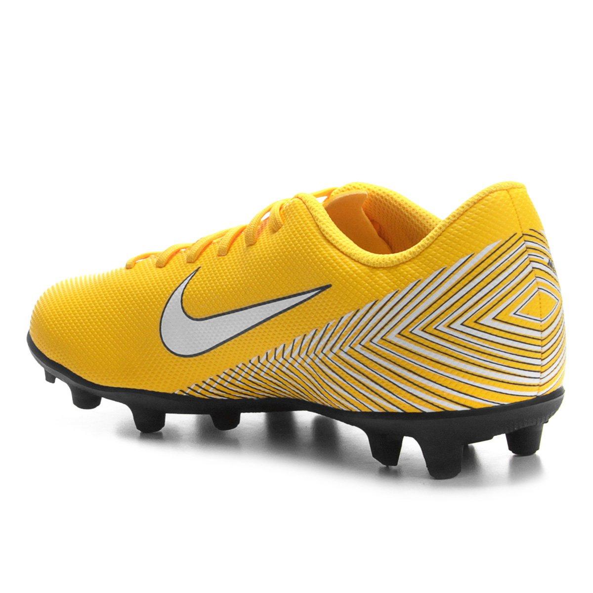 4760d8c2e0 Chuteira Campo Nike Mercurial Vapor 12 Club Neymar FG