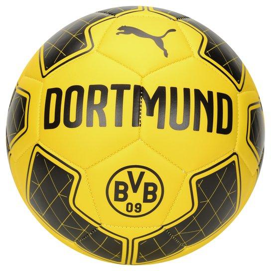 Bola Futebol Campo Borussia Dortmund Puma Fan - Compre Agora  bf291b72aef13