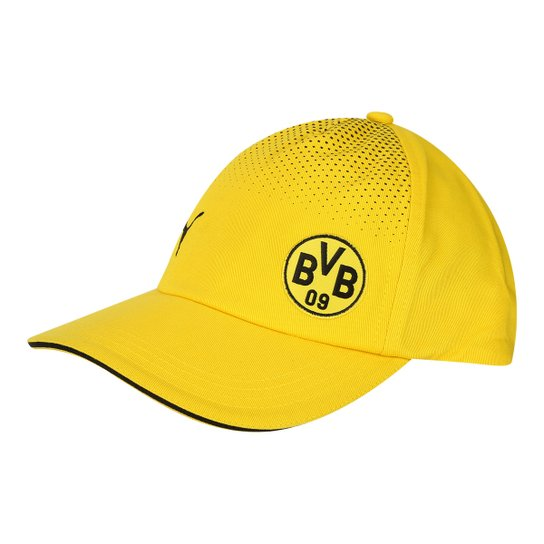 Boné Puma Borussia Dortmund Aba Curva - Compre Agora  49e9811fc0d
