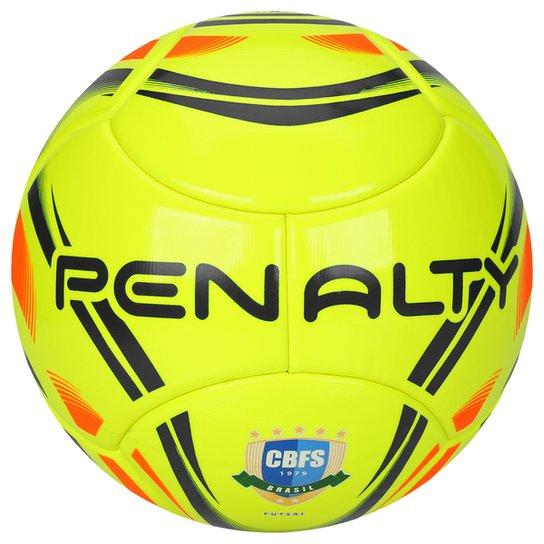 730ee5c1c6 Bola Futsal Penalty Max 400 Term 6 - Amarelo+Azul