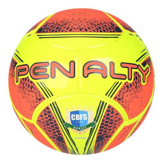 Bola Futsal Penalty Max 400 VIII - Amarelo e Azul - Compre Agora ... 290dfe9a48f14